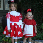 Two Minnie Mouses!