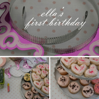 Birthday Flashback: Ella's First Birthday