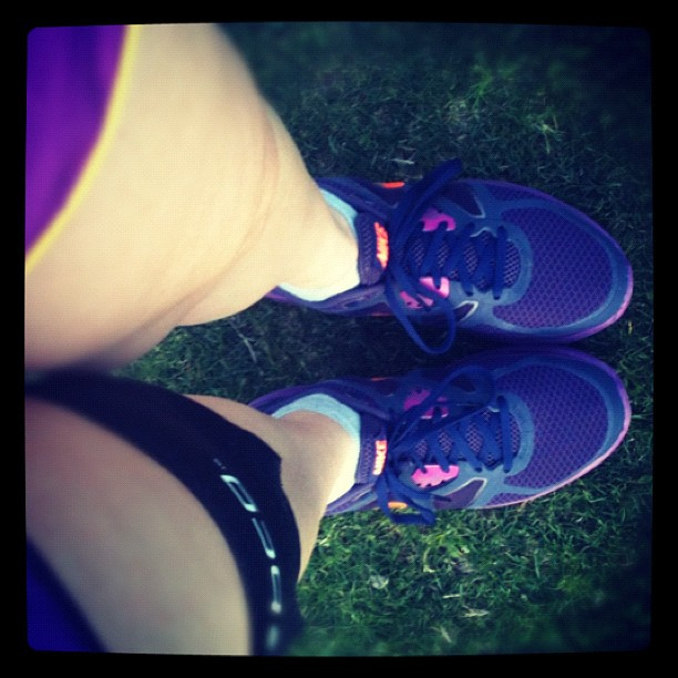 Lunar Glides #somethingiwore #marchphotoaday