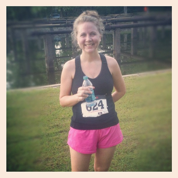 Yay for 5k!