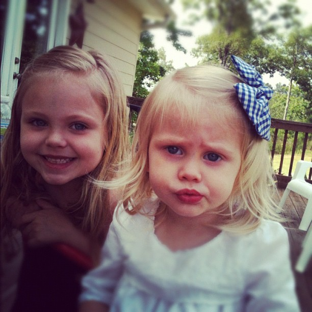 My girls make me #happy. #photoadaymay