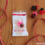 Ring Pop Valentine's Tutorial