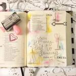 Bible Journaling Update