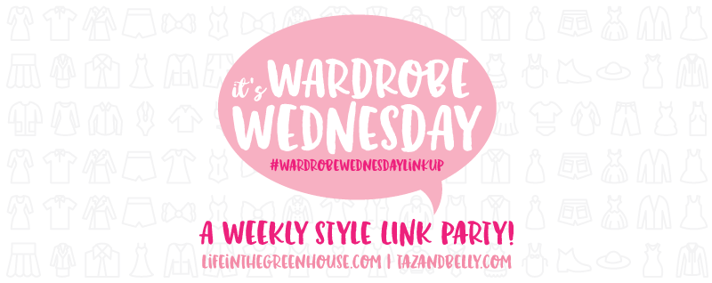Wardrobe Wednesday| tazandbelly.com