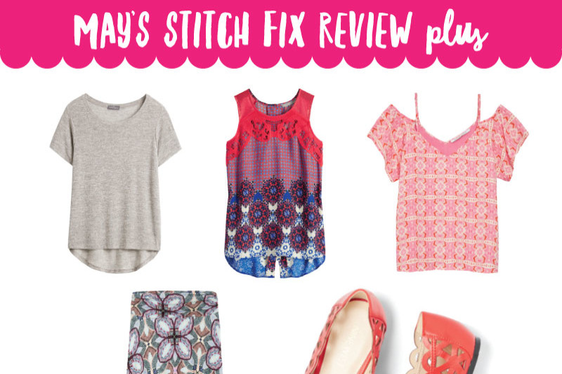 May's Stitch Fix Review