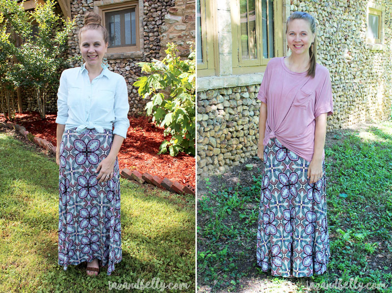 Wardrobe Wednesday: May Stitch Fix Review | tazandbelly.com