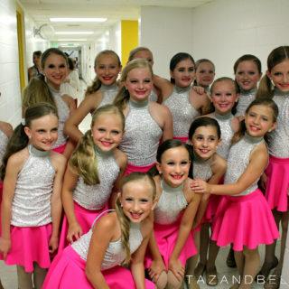 Way Back When: Dance Finale   tazandbelly.com