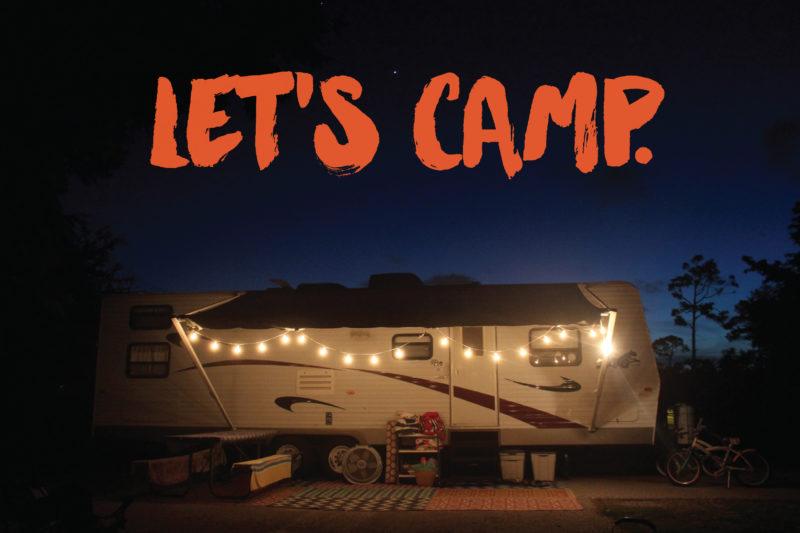 Way Back When: Let's Camp   tazandbelly.com