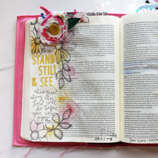 Top Ten | Bible Journaling Posts