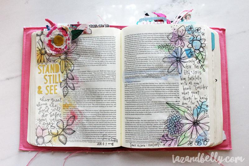 Top Ten | Bible Journaling Posts