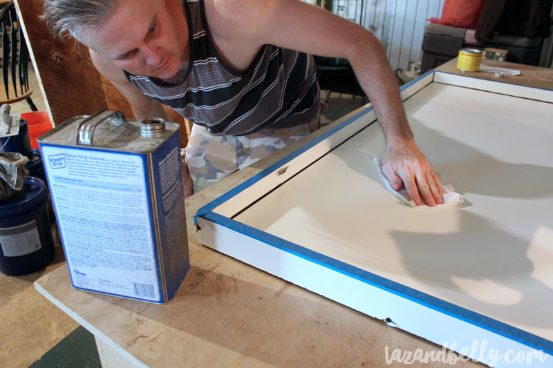 Diy Concrete Pipe Fitting Coffee Table Taz And Belly