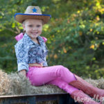 Birthday Flashback: Cowgirl Cookout