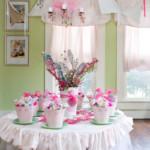 Birthday Flashback: A Fancy Nancy Tea Party