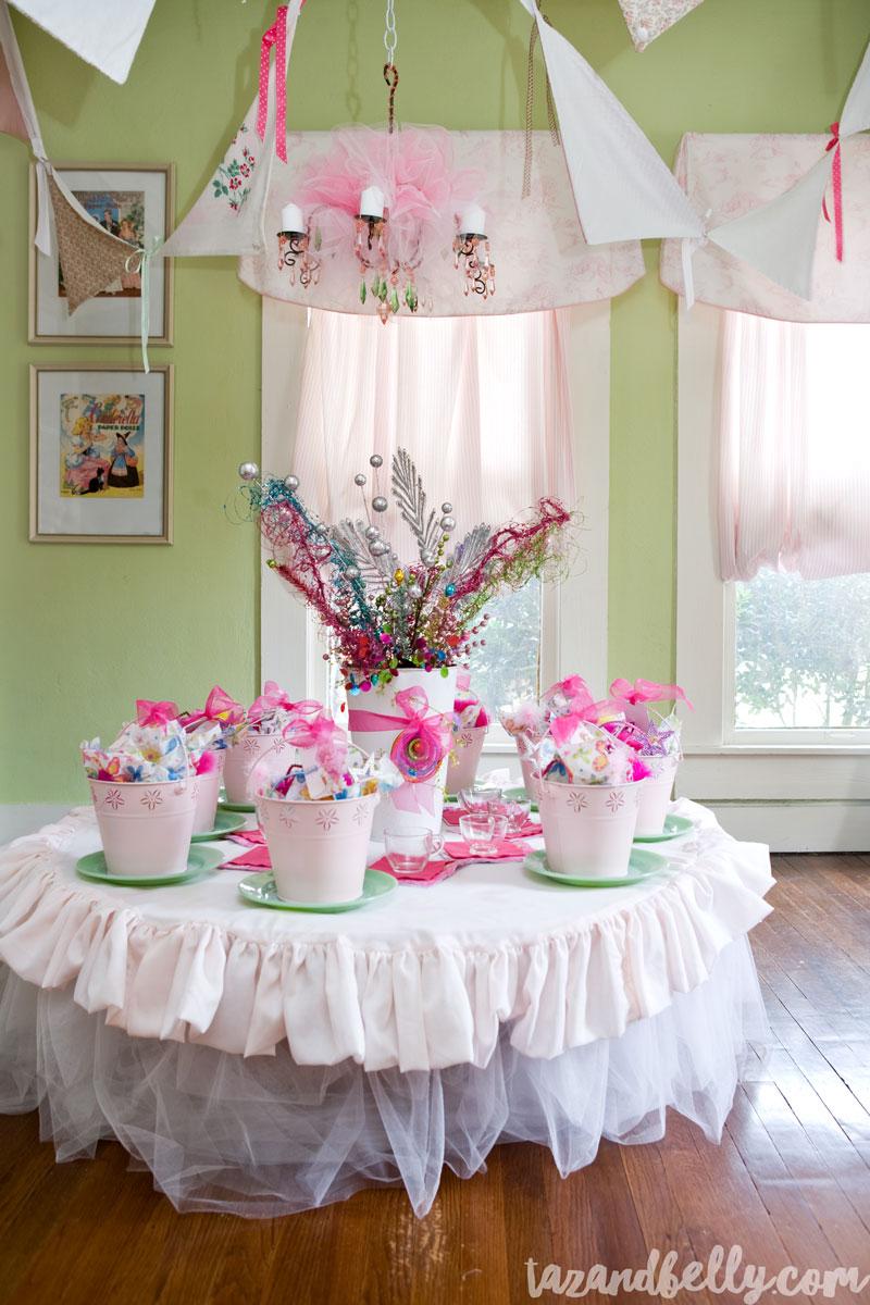Birthday Flashback A Fancy Nancy Tea