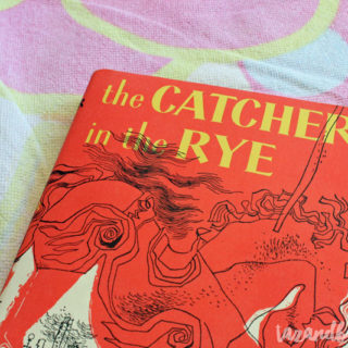 What I Read in August: Catcher in the Rye | tazandbelly.com