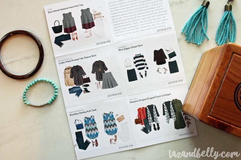 September Stitch Fix Review