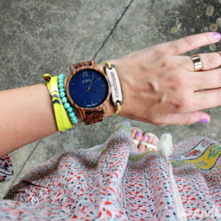 JORD Wood Watch Giveaway | tazandbelly.com