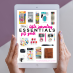 Holiday Gift Guide | Bible Journaling Essentials