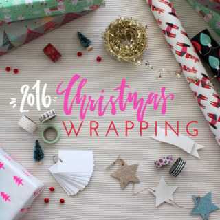 Christmas Wrapping Ideas | tazandbelly.com