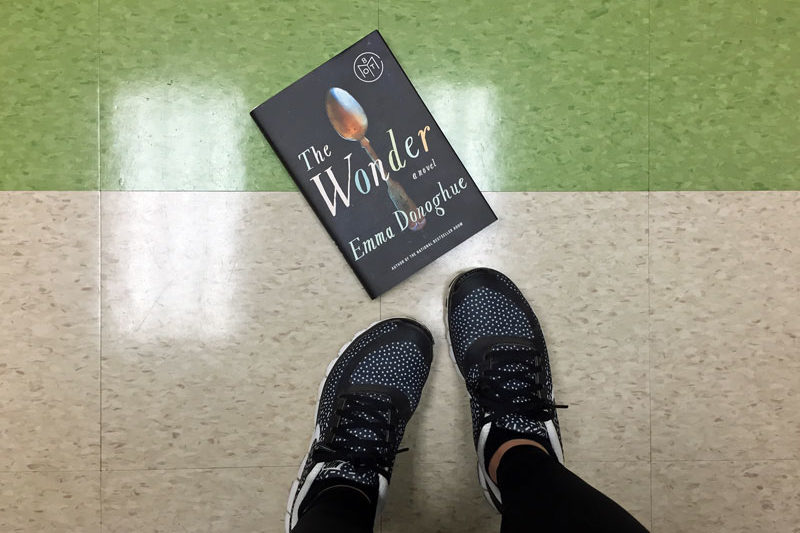 Collaboreads   The Wonder