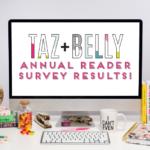 Reader Survey | Results
