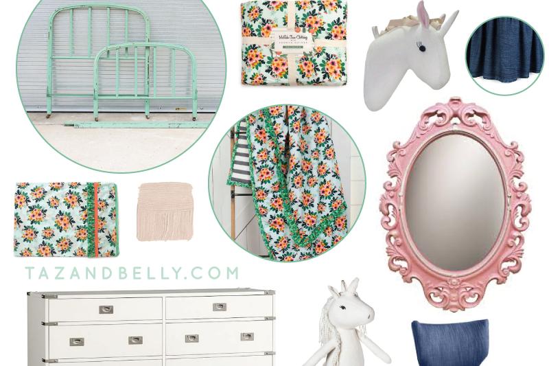 At Home | Sophie's Room Inspiration