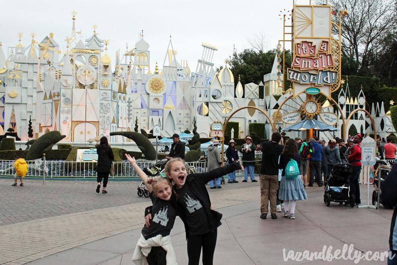 Travel Diary: Disneyland | tazandbelly.com