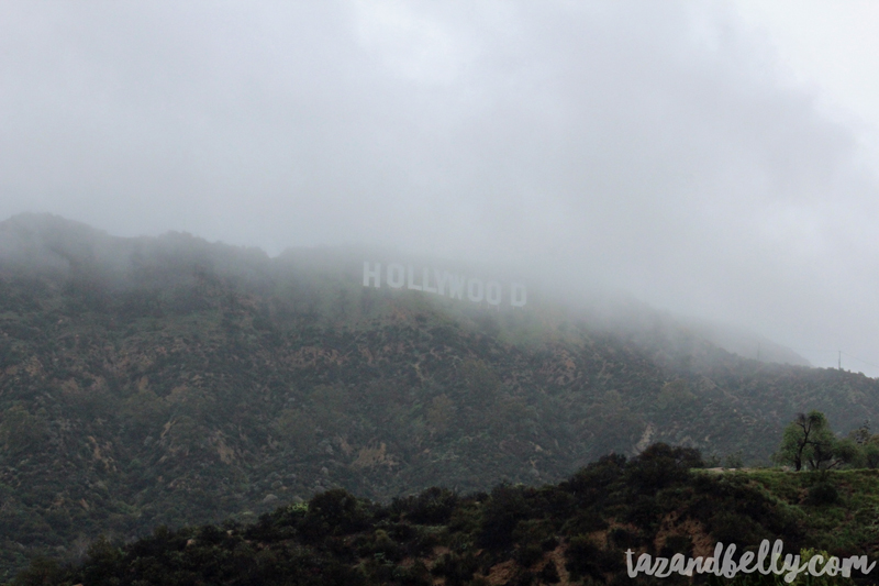 Travel Diary: Hollywood | tazandbelly.com