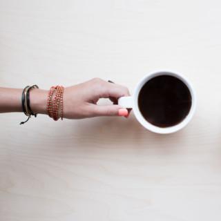 Coffee Talk | tazandbelly.com