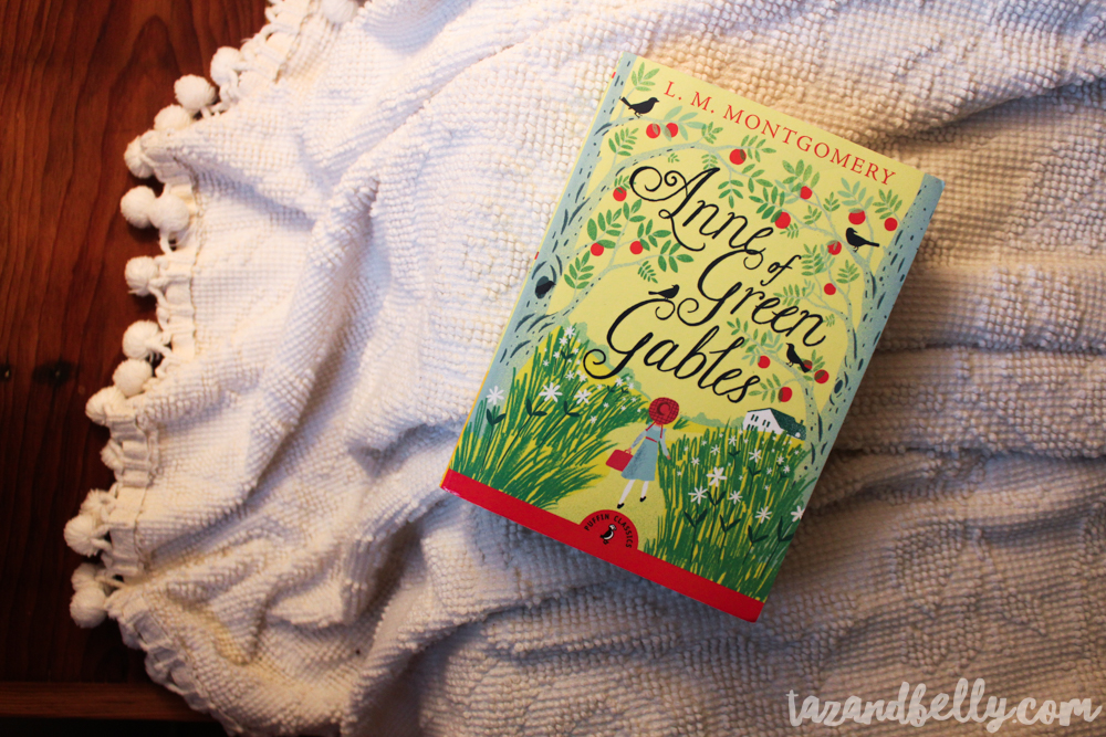 Collaboreads: Anne of Green Gables | tazandbelly.com