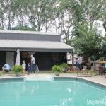 New Pool Porch