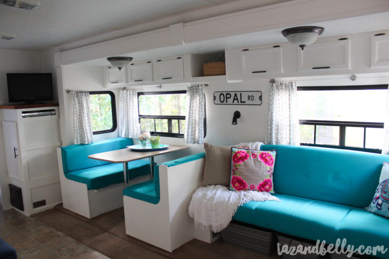 Meet Opal | Our Final Camper Transformation