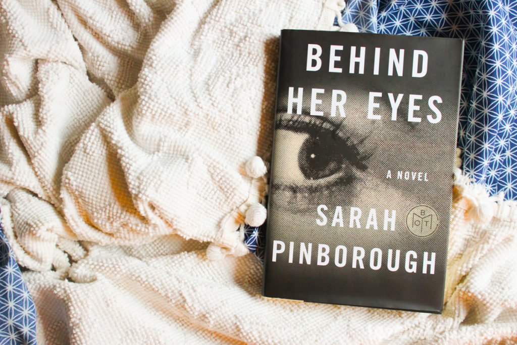 Collaboreads: Behind Her Eyes | tazandbelly.com