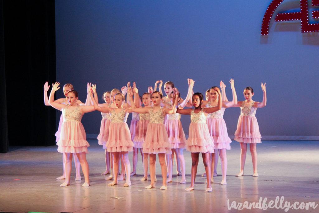 Eight Years of Dance | tazandbelly.com