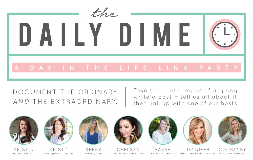 The Daily Dime | tazandbelly.com