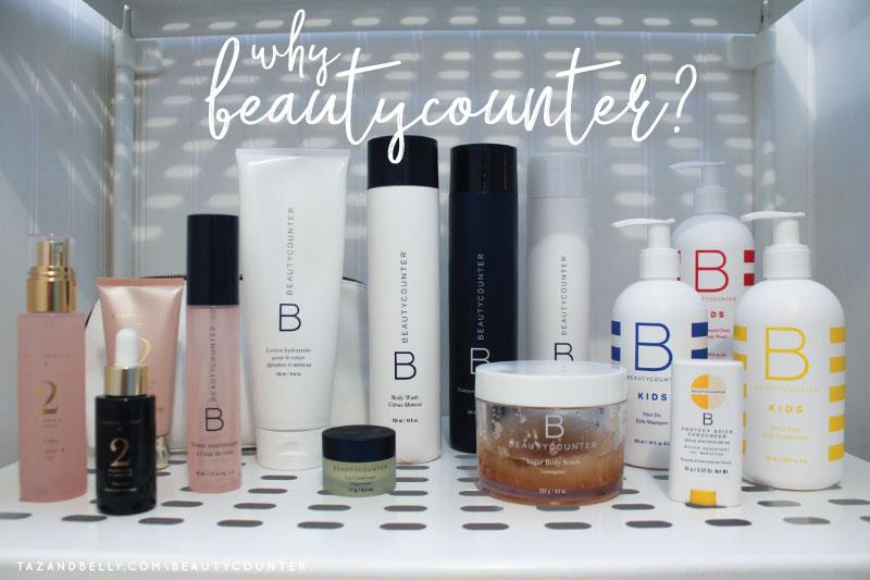 Beautycounter | tazandbelly.com
