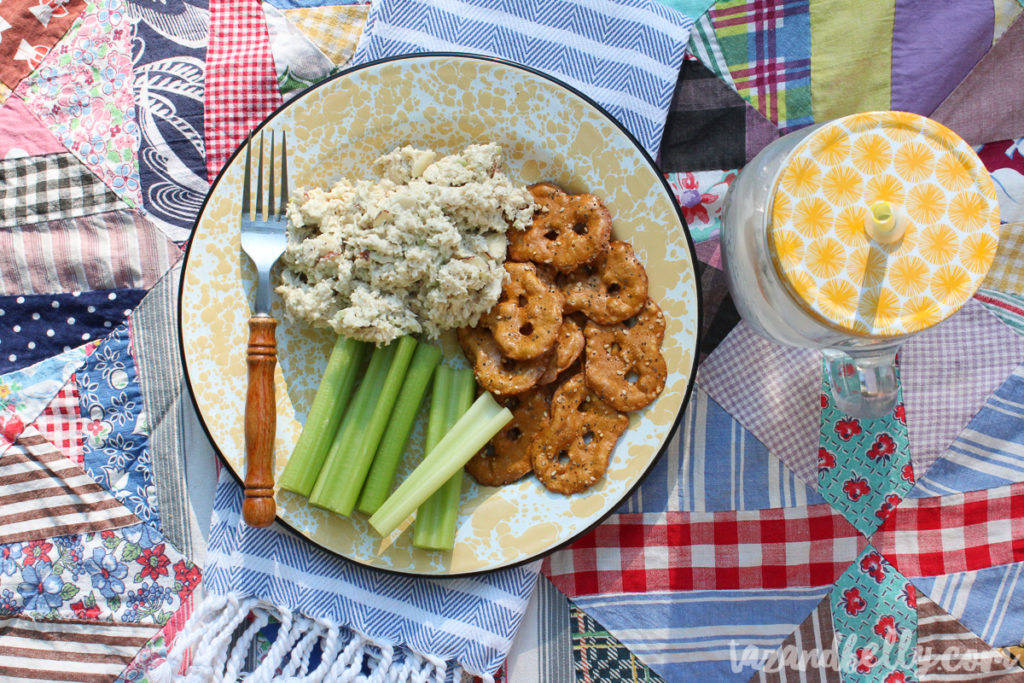 Best Ever Whole30 Chicken Salad Recipe | tazandbelly.com