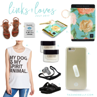 Links + Loves | July 2017