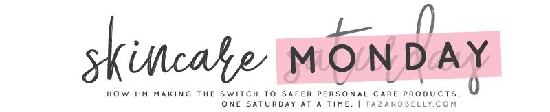 Skincare Saturday: 5 Minute Face | tazandbelly.com