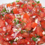 Pico de Gallo | tazandbelly.com