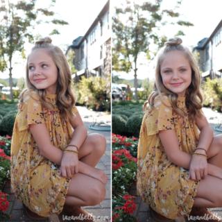 Golden Girl | tazandbelly.com