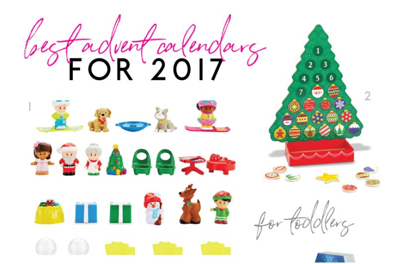 16 of My Favorite Advent Calendars This Christmas