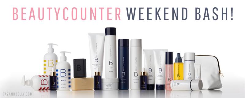 Beautycounter Black Friday | tazandbelly.com