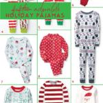 15 Adorable Christmas Pajama Sets