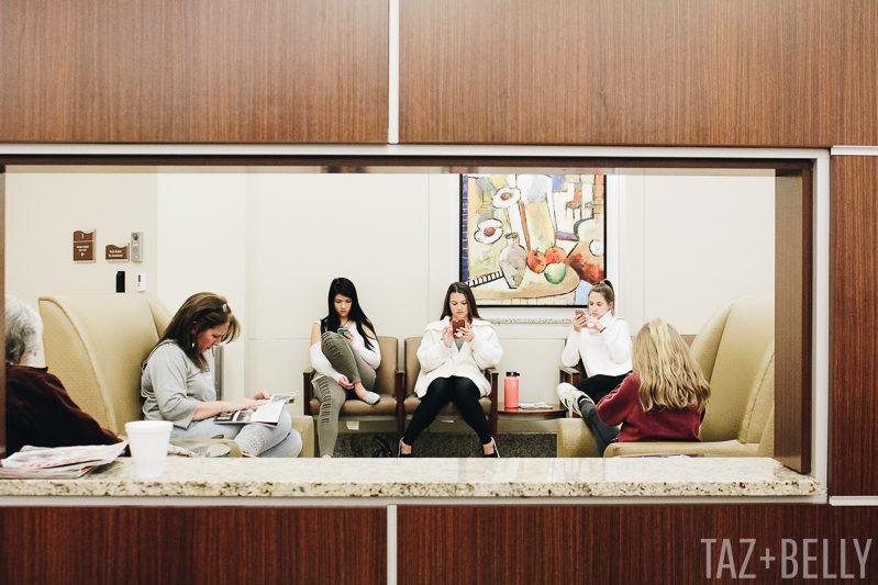Vera Claire Hospital Day | tazandbelly.com