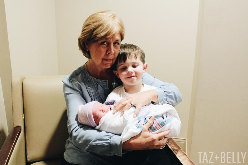 Vera Claire Hospital Day   tazandbelly.com