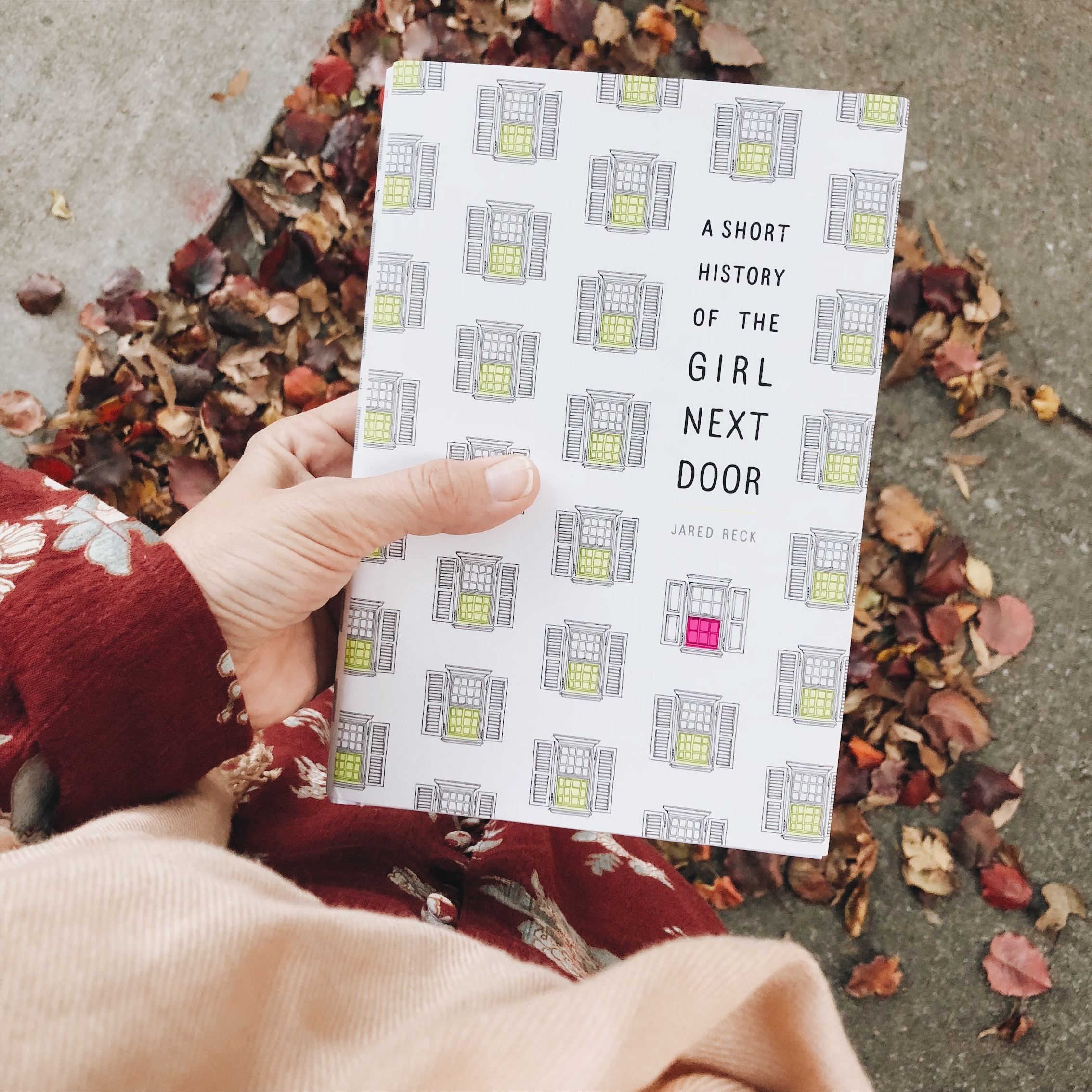 What I Read in December: A Short History of the Girl Next Door