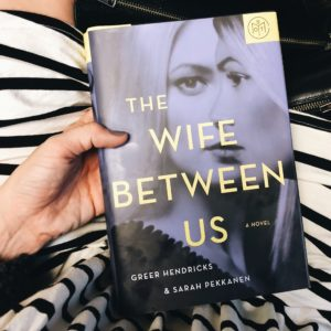 What I Read in December: The Wife Between Us | tazandbelly.com