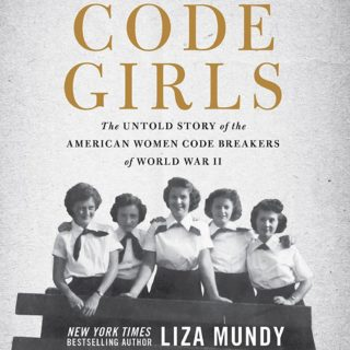 What I Read in November: Code Girls | tazandbelly.com