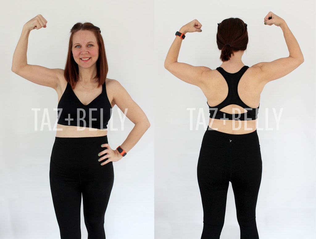 Lose weight around upper arms picture 3